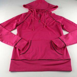 New York & Company Womens Hoodie Size XS Pink